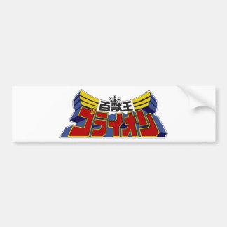 Beast King Bumper Sticker