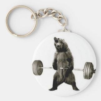 Beast Mode Keychain