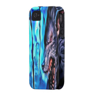 Beast Of The Night iPhone 4 Case