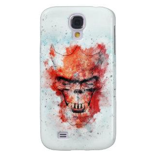 Beast Skull Samsung Galaxy S4 Case
