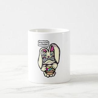 Beaster Bunny Coffee Mug