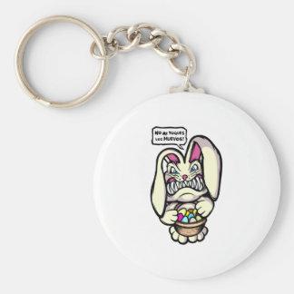 Beaster Bunny Key Ring