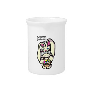 Beaster Bunny Pitcher