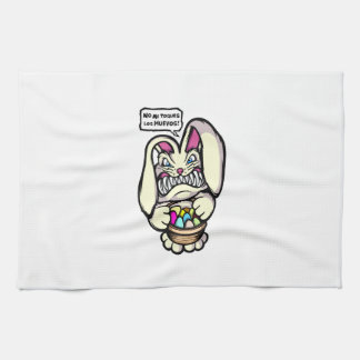 Beaster Bunny Tea Towel