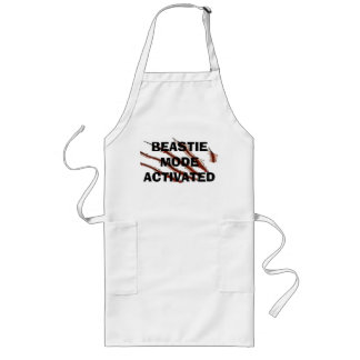 Beastie Mode Activate Apron
