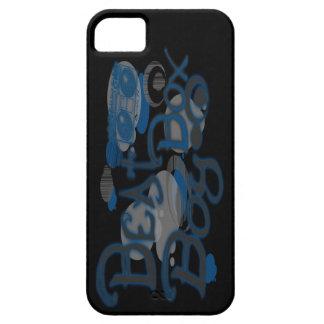 Beat Box Boy Blue iPhone 5 Case