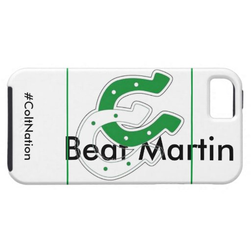 Beat Martin Case iPhone 5 Covers