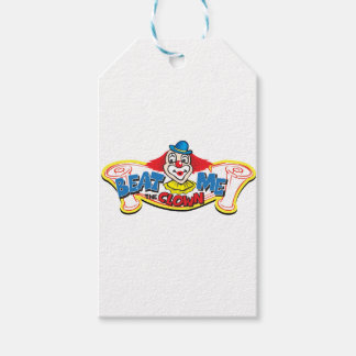 Beat Me the Clown Gift Tags