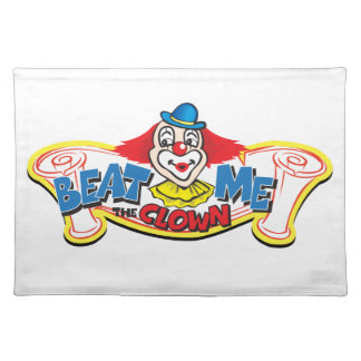 Beat Me the Clown Placemat