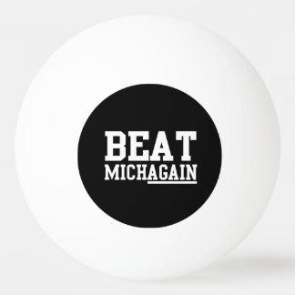 Beat Michagain Ping Pong Ball