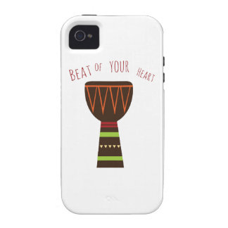 Beat Of Your Heart Case-Mate iPhone 4 Cover