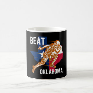 Beat Oklahoma Coffee Mug