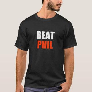 Beat Phil - red (dark colors) T-Shirt