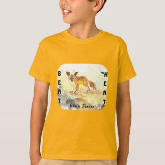 Beat the Heat like a Fennec... T-Shirt
