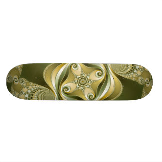 Beat This - Fractal 21.3 Cm Mini Skateboard Deck