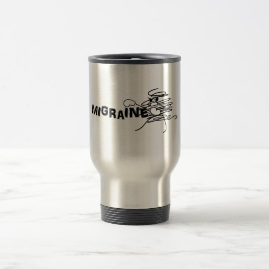 Beat Those Migraines Travel Mug