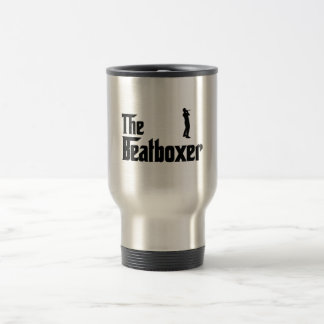 Beatboxing Stainless Steel Travel Mug