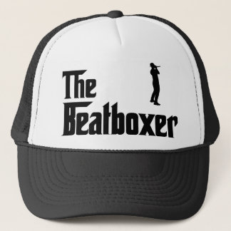 Beatboxing Trucker Hat