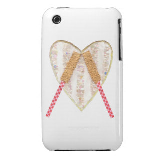 Beating Heart Drum 3G/3GS I-Phone Case iPhone 3 Case