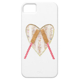 Beating Heart Drum I-Phone 5/5s Case iPhone 5 Cases