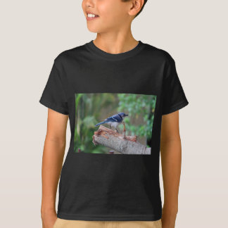 Beatitude of a Bluejay III T-Shirt