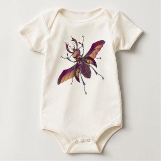 beatle baby bodysuit