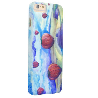 Beatles Inspired Strawberry Art Phone Case
