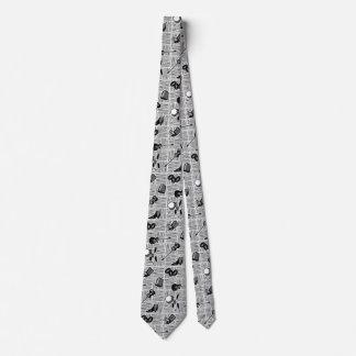 Beatmaker Tie