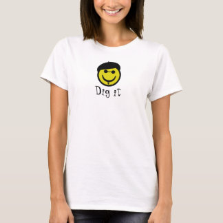 Beatnik Smiley T-Shirt