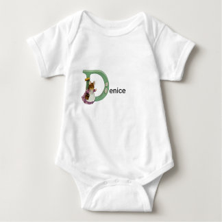 Beatrix Potter Letter D Toddler & Baby Name Shirt