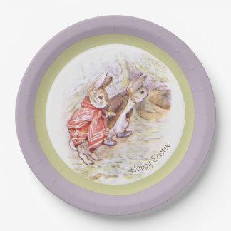Beatrix Potter Paper Plates