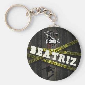 BEATRIZ - Skater Style Key Ring