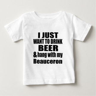 Beauceron Dog Designs Baby T-Shirt