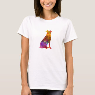 Beauceron in watercolor T-Shirt