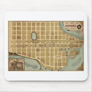 Beaufort 1860 mouse pad