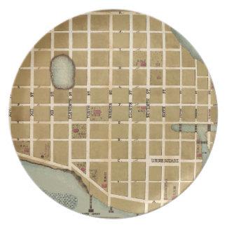 Beaufort 1860 plate
