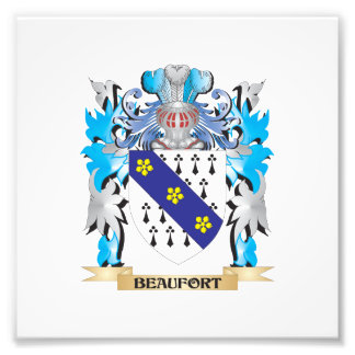 Beaufort Coat of Arms Photo