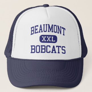 Beaumont Bobcats Middle Portland Oregon Trucker Hat