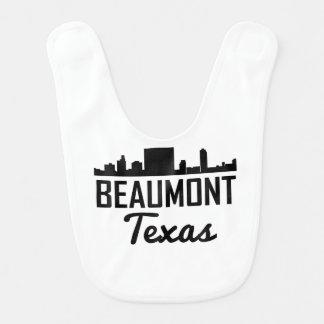 Beaumont Texas Skyline Bib