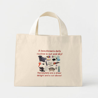 Beautician s Tote Bag
