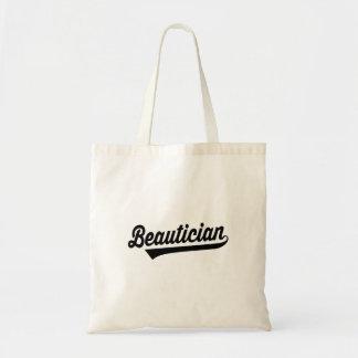 Beautician Tote Bag