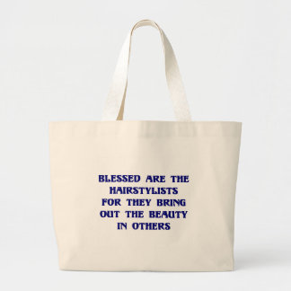 Beauticians Bring Out the Beauty in Others Tote Ba
