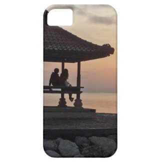 Beautidul sunrise in Bali Barely There iPhone 5 Case