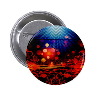 Beautiful Abstract Chevron Light Rays Design Buttons