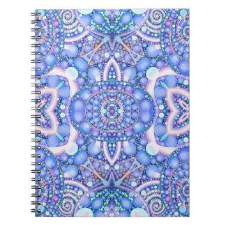 Beautiful Abstract Pattern Notebook