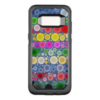 Beautiful Abstract Pattern OtterBox Commuter Samsung Galaxy S8 Case
