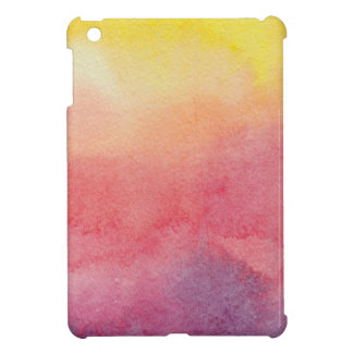 Beautiful Abstract Watercolor iPad Mini Cases