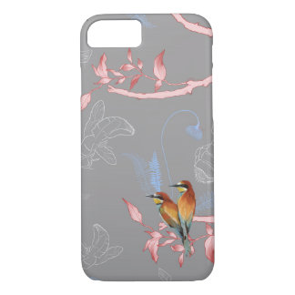 Beautiful african bee to eater iPhone 8/7 case