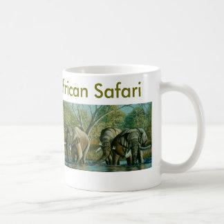 Beautiful African Safari Mug