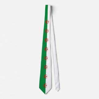 Beautiful Algeria Flag Tie